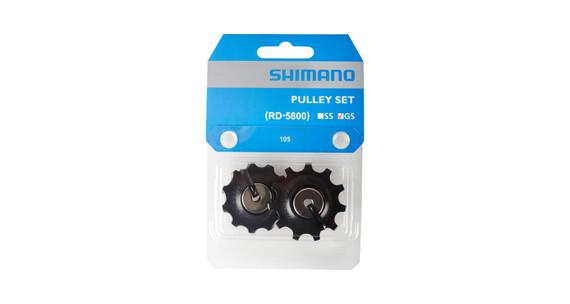 Shimano 105 RD-5800 Schaltrollensatz für 11-fach RD-5800-GS schwarz